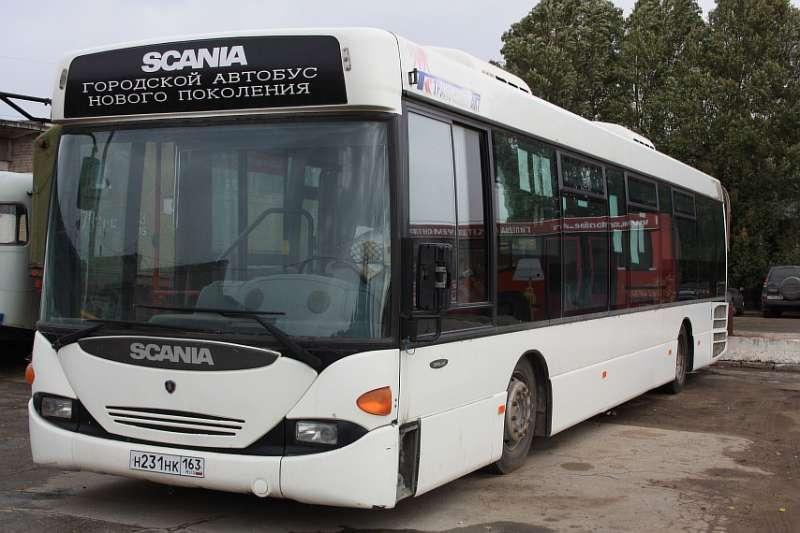 Аренда автобуса SCANIA Omnilink