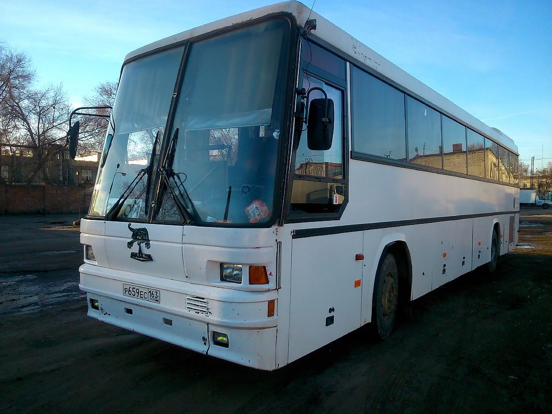 Аренда МАЗ-152. Аренда автобуса в Самаре.