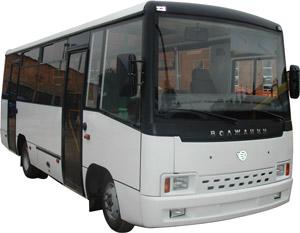 Аренда автобуса. Волжанин 32901