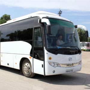 Пассажирские перевозки. Заказать автобус